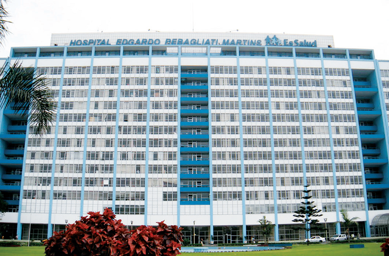 Hospital Nacional Edgardo Rebagliati Martins